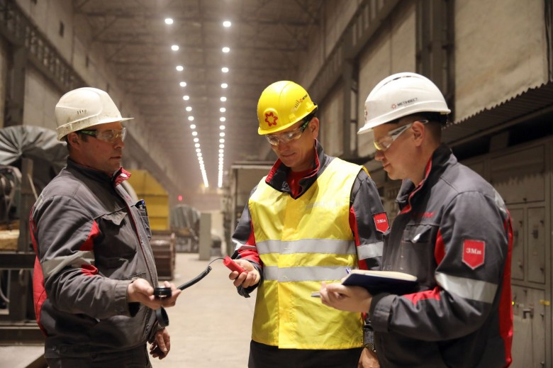 DTEK ESCO invested 39 million UAH in the lighting system at Ilyich Iron and Steel Works